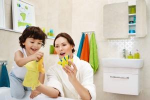 Łazienka dla rodziny z dziećmi: wyposażysz ją już za 7 tys. zł!