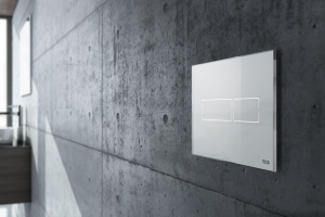 Przyciski spłukujące - modele do nowoczesnej łazienki