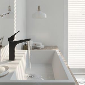 Strefa umywalki: wybieramy model baterii