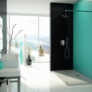 Modna strefa prysznica: wybierz kabinę typu walk-in