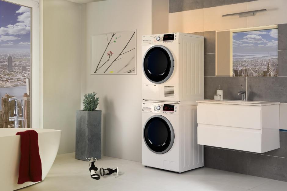 AGD w łazience: wybieramy pralkę na lata