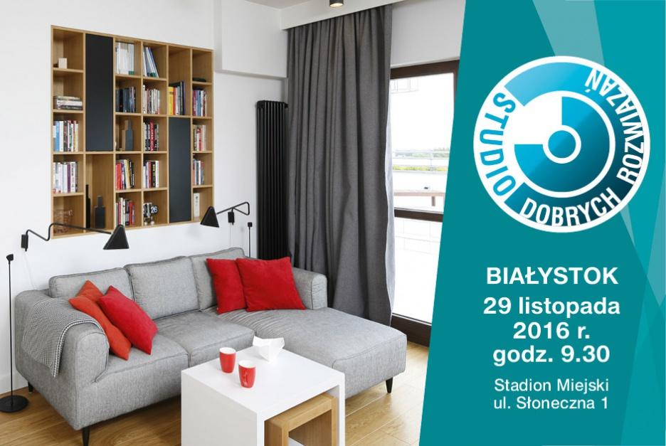 Studio Dobrych Rozwiązań zaprasza do Białegostoku!