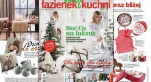 Nowy numer Świata Łazienek i Kuchni już w sprzedaży!