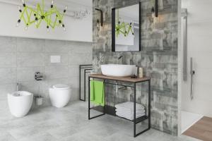 Łazienka w stylu loft: tak ją urządzisz!