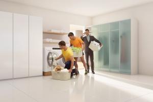 Funkcjonalna łazienka: wybierz pralkę z niezawodnym silnikiem