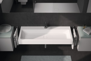 Luksusowa łazienka: wybierz stal emaliowaną