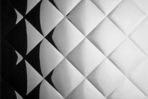 Ciepło w 3D: dekoracyjny grzejnik z efektem pikowania
