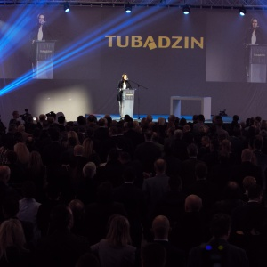 Grupa Tubądzin oficjalnie uruchomiła nową fabrykę w Sieradzu