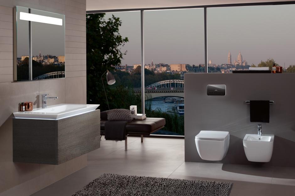Światło w łazience: podświetlane elementy wyposażenia