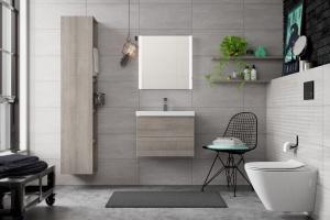 Podwieszane meble łazienkowe: zobacz modne kolekcje
