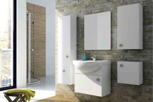 Meble łazienkowe: na to zwracaj uwagę