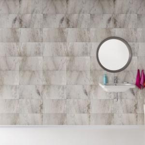 Ściana w łazience: postaw na dekoracyjne panele