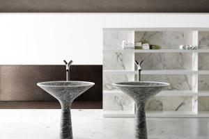 Wolno stojąca umywalka: zobacz eleganckie modele