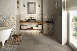 Aranżujemy Podłoga W łazience Postaw Na Patchwork