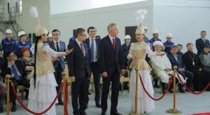 Selena uruchomiła fabrykę i centrum logistyczne w Kazachstanie