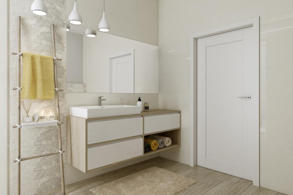 Łazienka w stylu skandynawskim: zobacz propozycje producentów