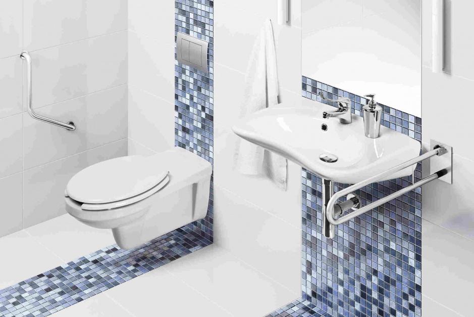 Wymogi dla łazienek dostępnych