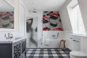 Kolor w łazience: 10 inspirujących pomysłów