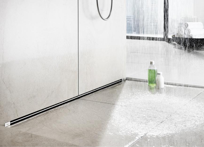 Nowoczesna strefa prysznica - jak ją wykonać?