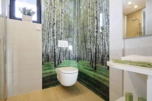 Radzimy ściana W łazience Co Zamiast Płytek łazienkapl
