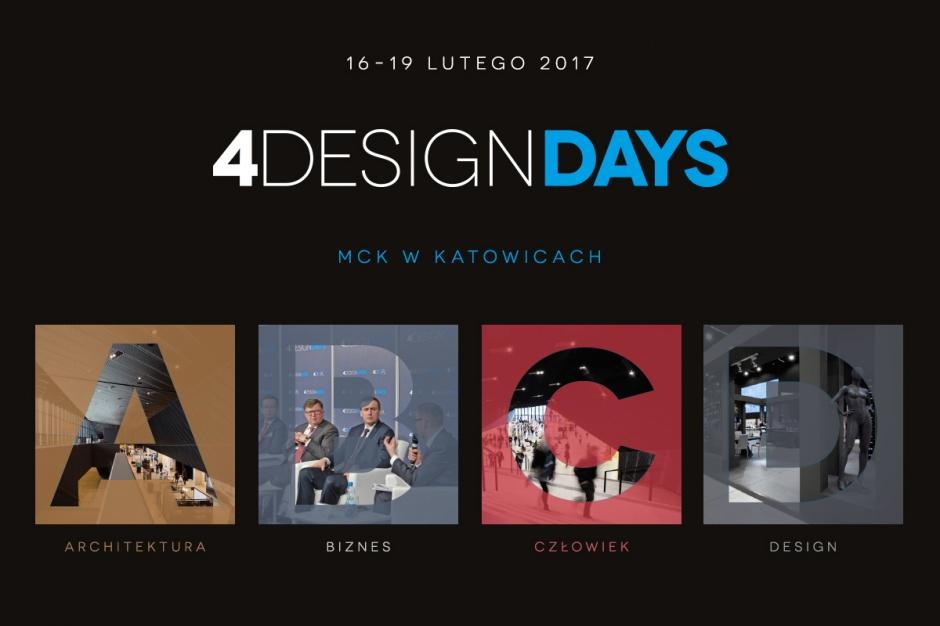II edycja 4 Design Days już w lutym 2017 r.