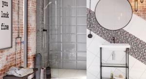 Nowe spojrzenie na styl retro w łazience - piękne kolekcje płytek