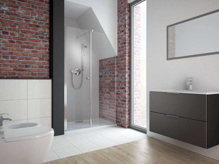Aranżujemy łazienka Na Poddaszu Tak Urządzisz Strefę Prysznica