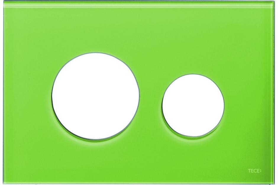 Kolor roku 2017 w łazience: wybierz soczyście zieloną... spłuczkę
