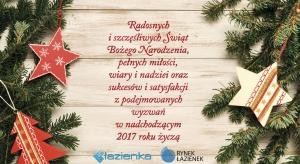 Wesołych Świąt życzy Łazienka.pl
