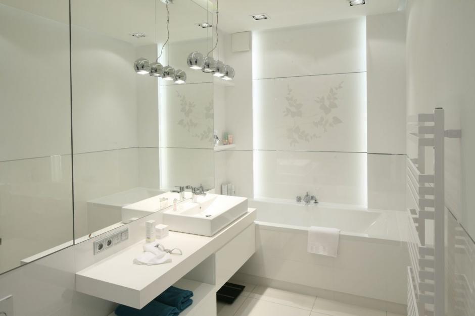 Aranżujemy Nastrojowe Oświetlenie Led 5 Zdjęć Z łazienek