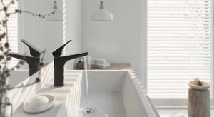 Czerń w łazience: ciekawe pomysły producentów