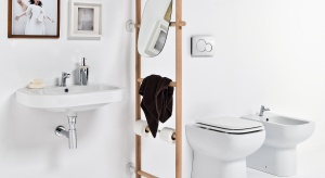 3 sposoby na drabinę w łazience