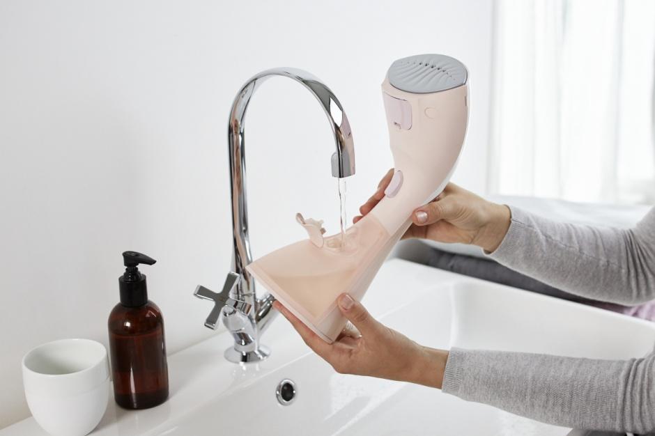 Idealna kreacja dzięki parze wodnej: nowy steamer do prasowania
