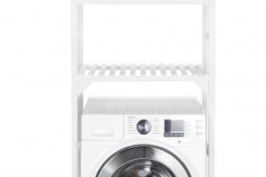 Regał na pralkę - praktyczne uzupełnienie każdej łazienki