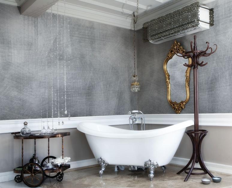 Łazienka w stylu shabby chic - 5 pięknych aranżacji