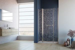 Kabina prysznicowa: wybierz model z oryginalnymi ściankami