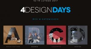 4 Design Days - zarejestruj się już dziś!