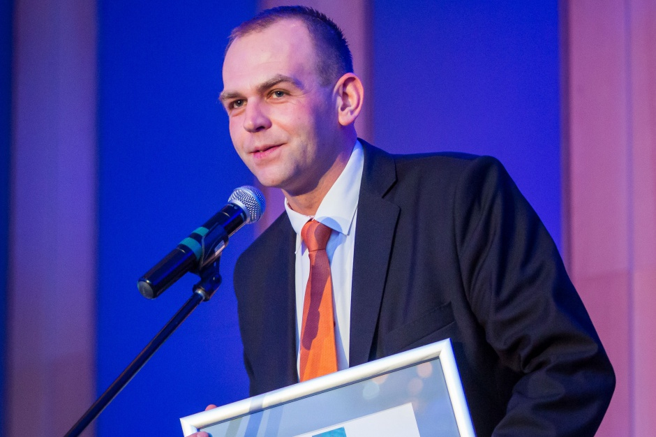 Artur Reyer, Werit Polska:  W roku 2017 prognozujemy wzrost sprzedaży o około 35%