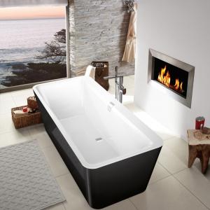Relaks w kąpieli: taka wanna go zagwarantuje!