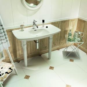 Zimowa aranżacja łazienki: stworzysz ją z płytkami ceramicznymi