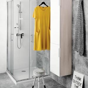 Strefa prysznica: wybieramy natynkowy zestaw natryskowy