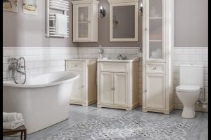 Nowość łazienkowe: piękne płytki w popularnym markecie