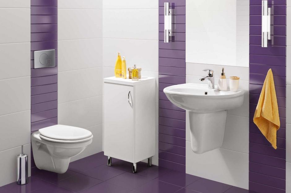 Kolory w łazience: ekspert radzi