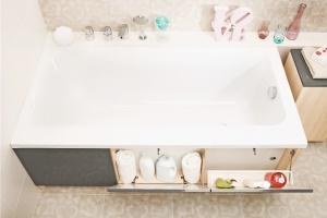 Trendy łazienkowe 2017: jaka ceramika i meble?