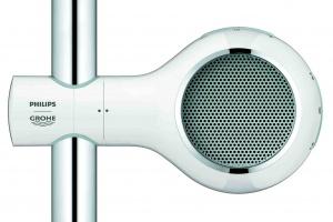 Muzyka w kąpieli i pod prysznicem: bezprzewodowe rozwiązania do łazienki