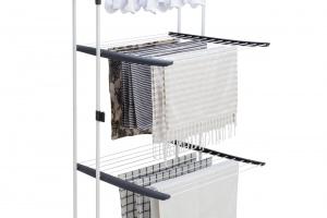 Zimowa suszarnia - jak suszyć pranie w chłodne dni?