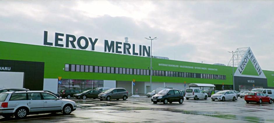 Leroy Merlin otworzył sklep w Bełchatowie