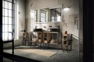 Łazienka w stylu industrialnym: 5 inspiracji
