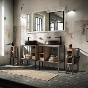 Inspirujemy azienka w stylu industrialnym 5 inspiracji for Arredamenti aventino roma