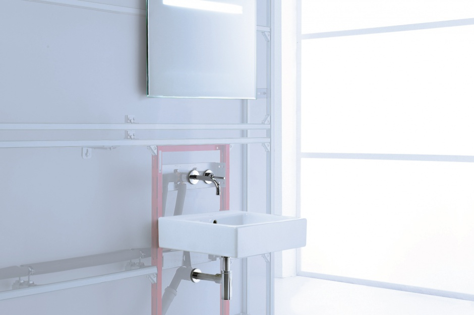 Urządzamy łazienkę: jak wybrać stelaż podtynkowy?